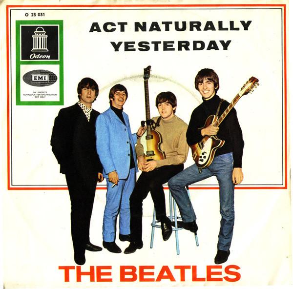 The Beatles – Act Naturally | El Mundo de THE BEATLES